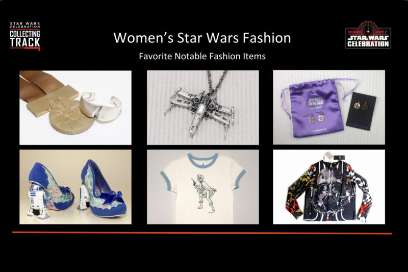 My favorite Star Wars fashion items