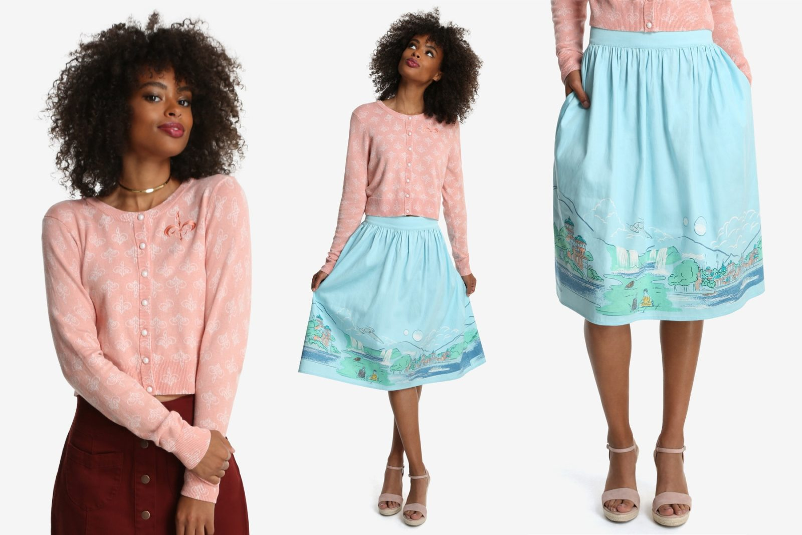 Her Universe Naboo Skirt and Cardigan Out Now