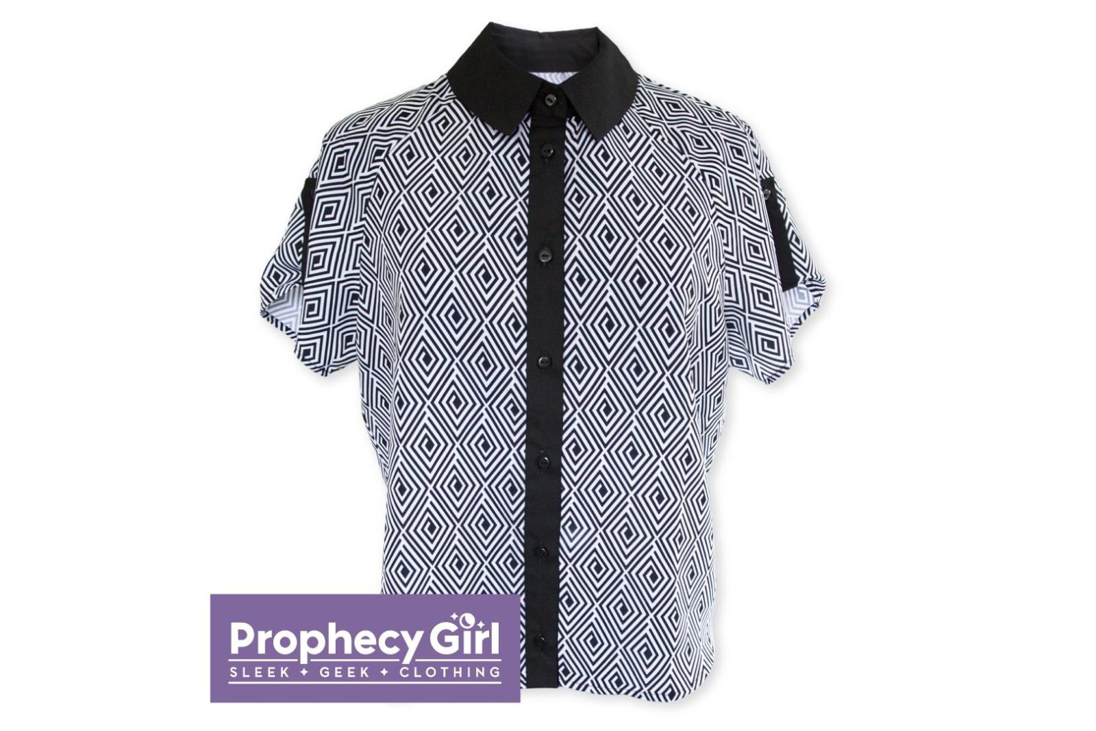 Bazine Netal Inspired Shirt by Prophecy Girl