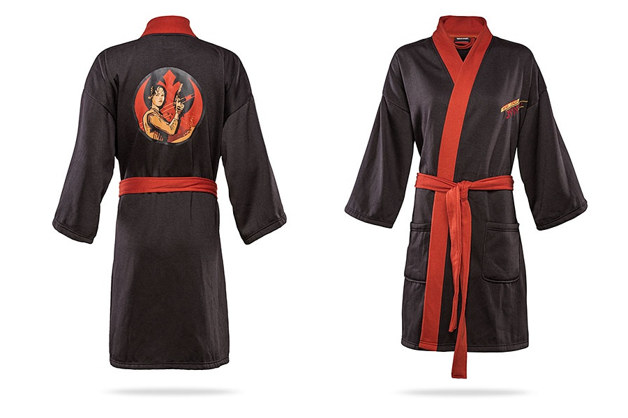 Women's Jyn Erso Jersey Robe at ThinkGeek