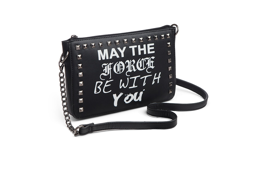May The Force Be With You Crossbody Bag
