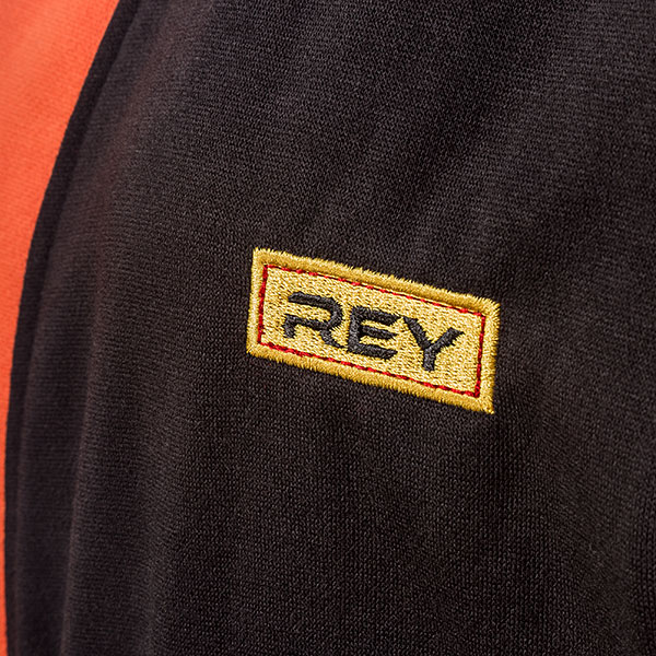 Women's Star Wars Rey Rebel jersey bath robe at ThinkGeek