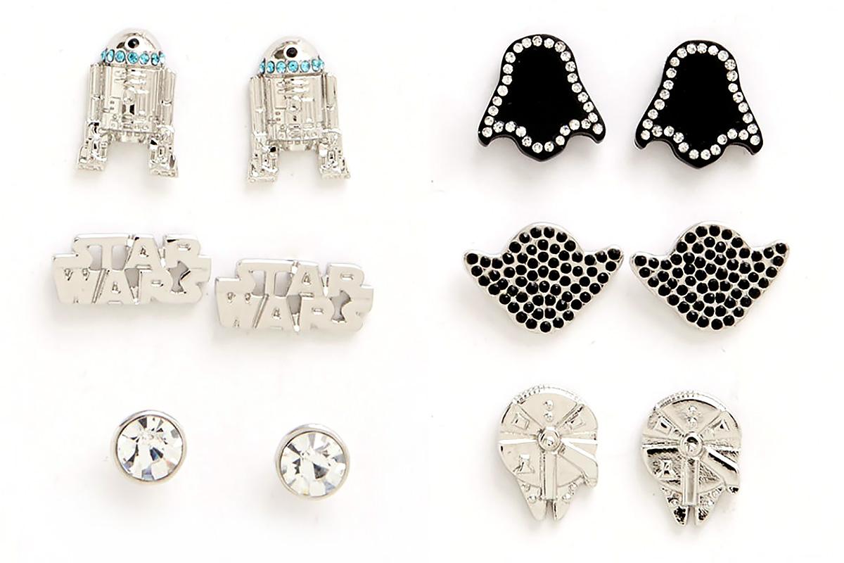Star Wars Stud Earring Set At Torrid