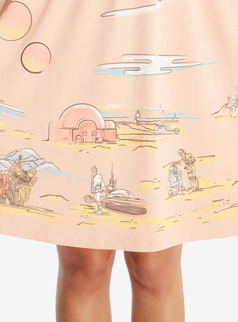 Women's Her Universe x Star Wars Tatooine dress at Box Lunch