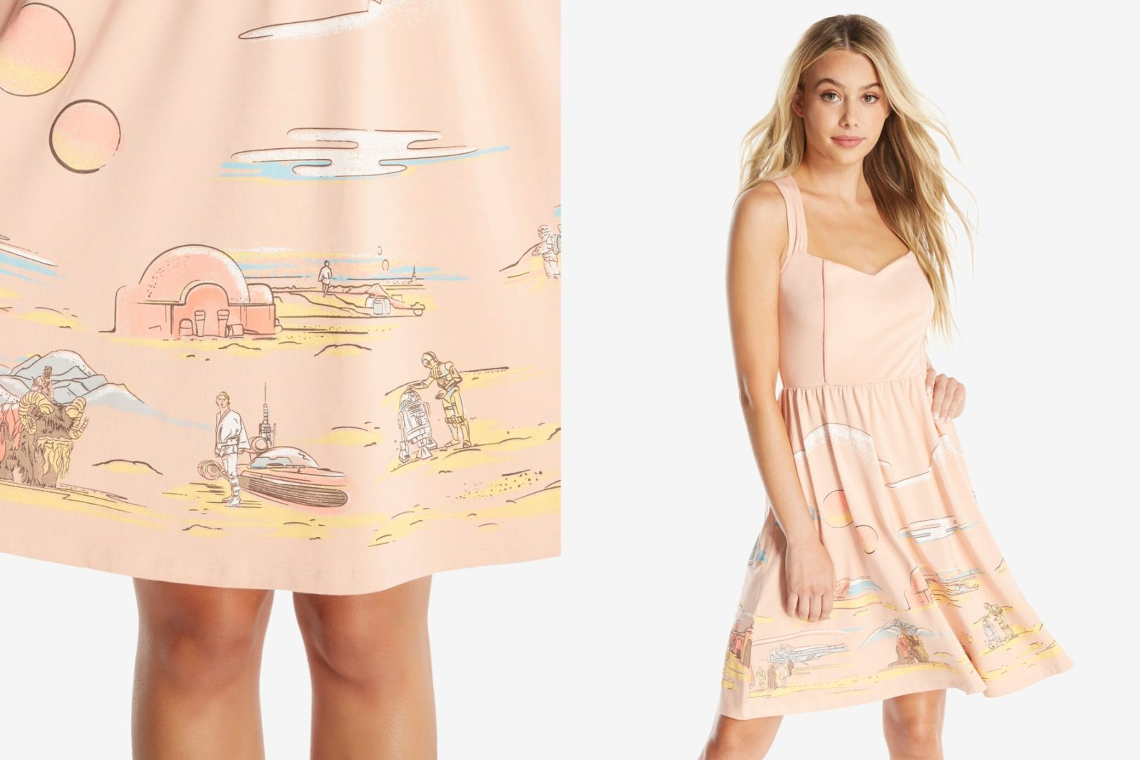 Her Universe x Star Wars Tatooine Dress