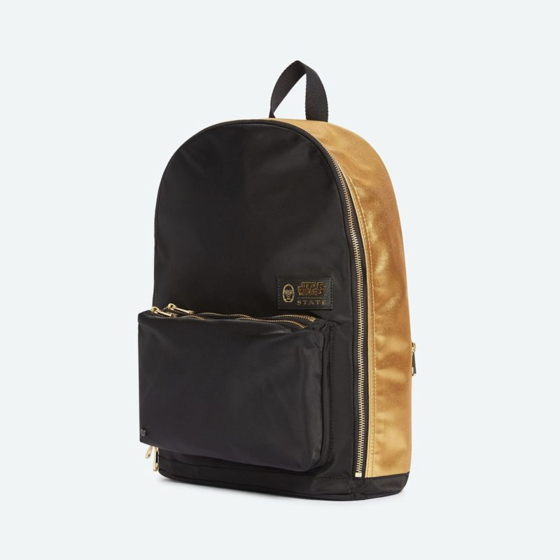 State x Star Wars Luxe Lorimer C-3PO backpack