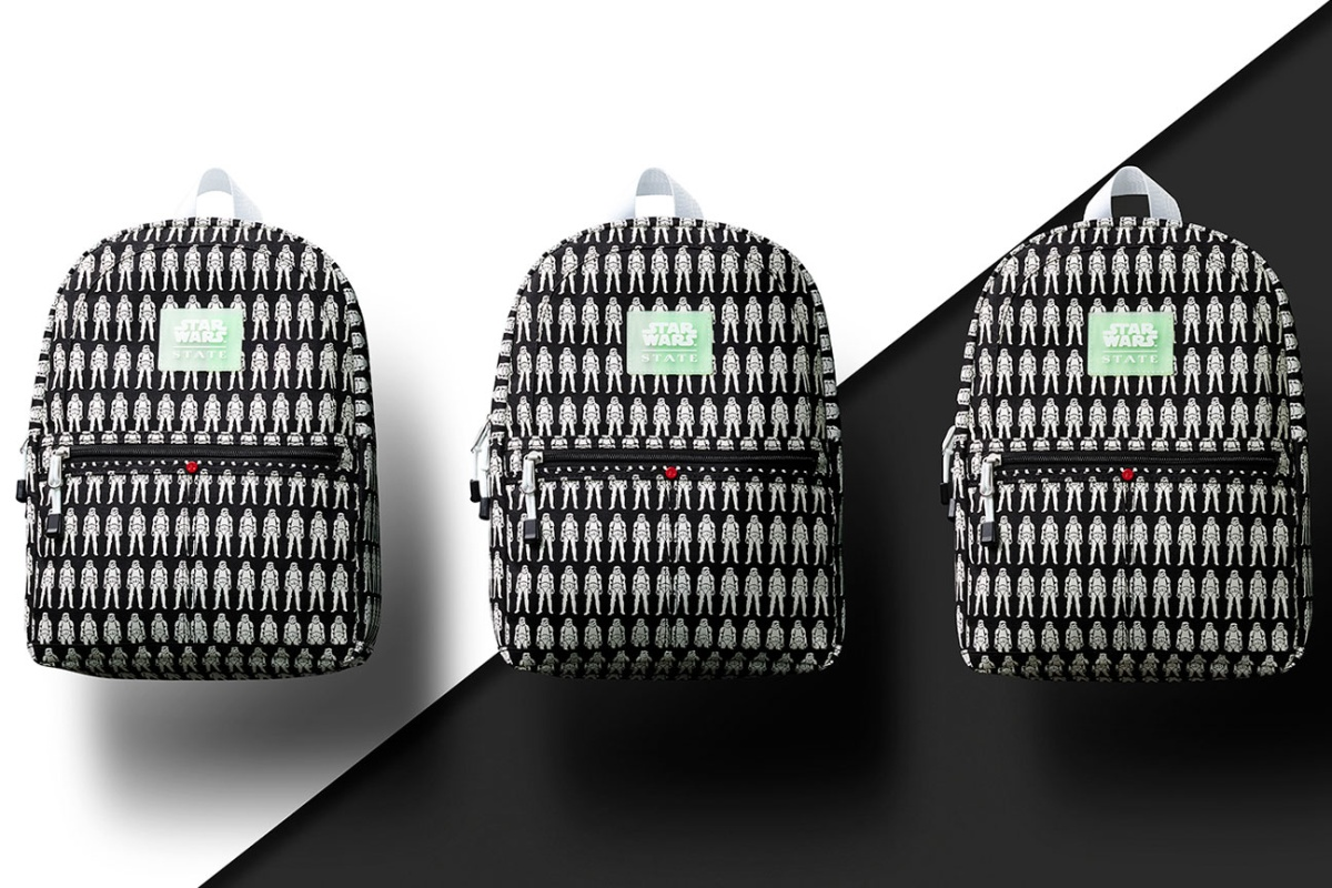State x Star Wars Backpack Collection