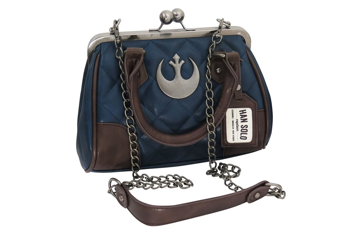 Hoth Han Solo Handbag at SuperHeroStuff