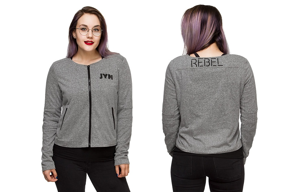 Women's Rogue One Jyn Erso Rebel Jacket