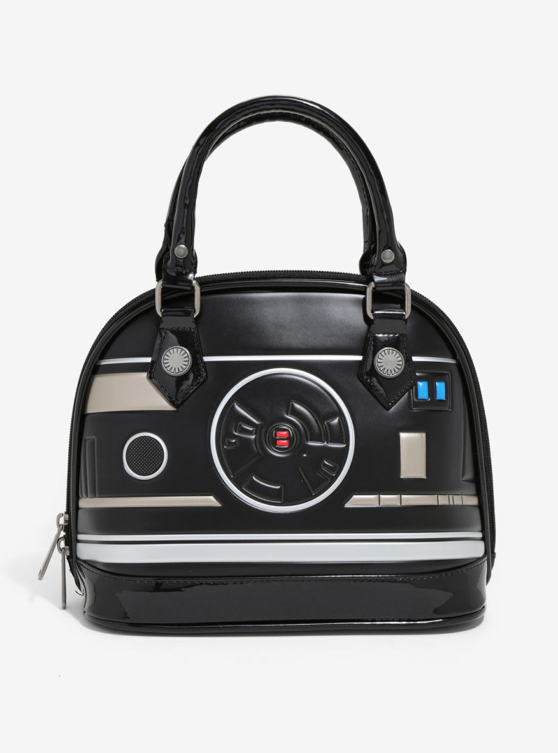 Loungefly x Star Wars The Last Jedi BB-9E limited edition handbag exclusive at Box Lunch