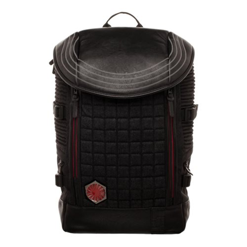 Bioworld x Star Wars The Last Jedi Kylo Ren inspired backpack at Entertainment Earth