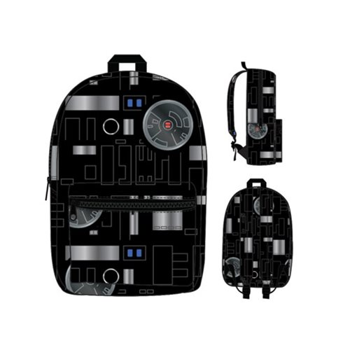 Bioworld x Star Wars The Last Jedi BB-9E backpack at Entertainment Earth