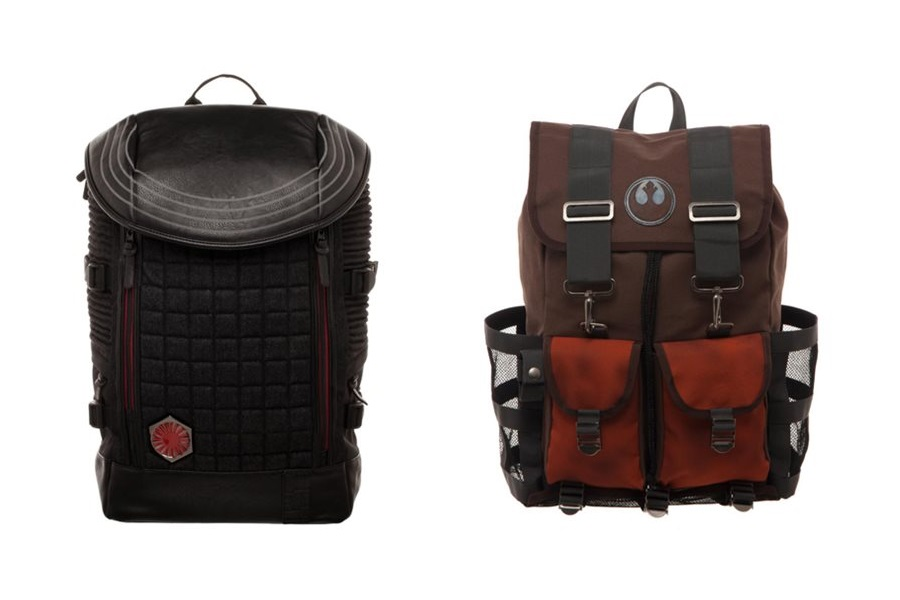 Bioworld x The Last Jedi Backpacks