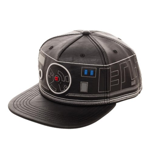 Bioworld x Star Wars The Last Jedi BB-9E hat at Entertainment Earth