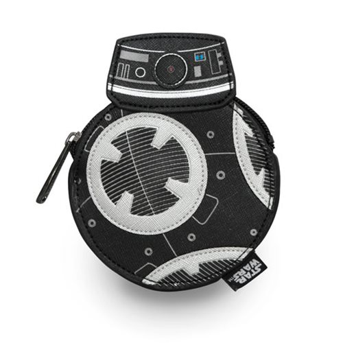 Loungefly x Star Wars The Last Jedi BB-9E coin purse at Entertainment Earth