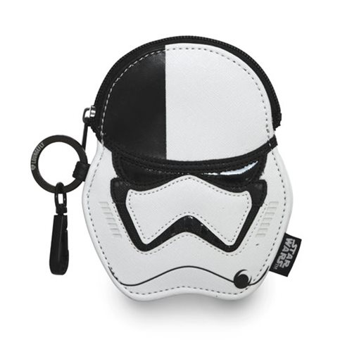 Loungefly x Star Wars The Last Jedi Executioner Trooper coin purse at Entertainment Earth