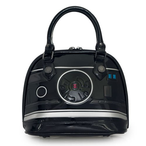 Loungefly x Star Wars The Last Jedi BB-9E dome handbag at Entertainment Earth