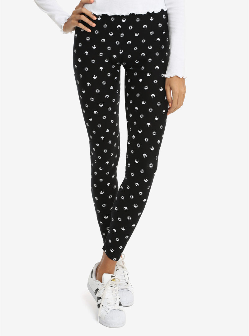 Women's Her Universe x Star Wars emblem leggings