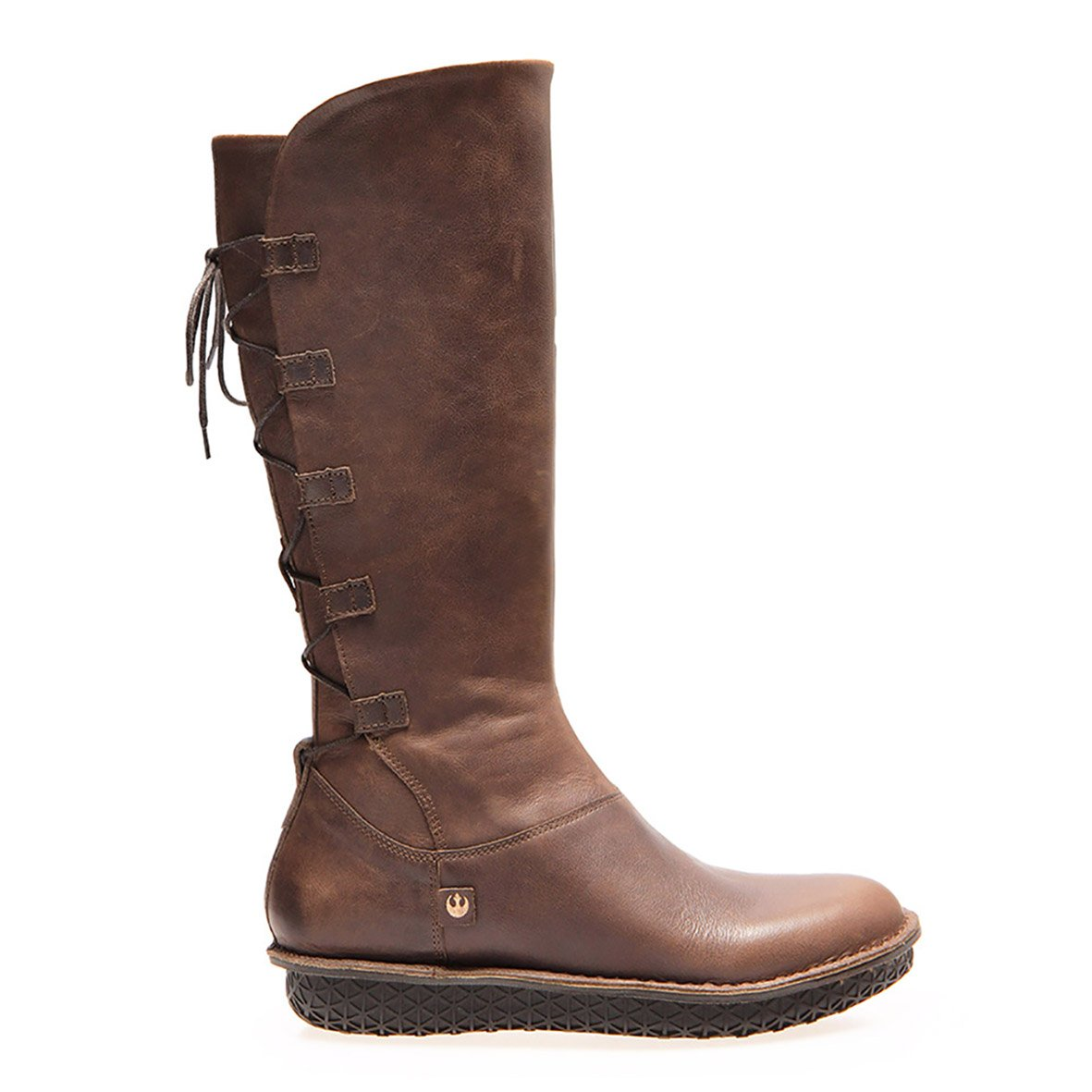 Brown Pair Of Womans Shoes