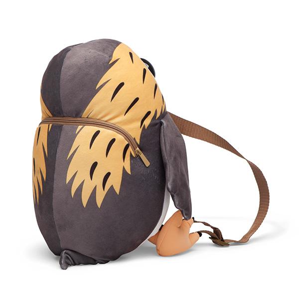 Star Wars The Last Jedi Porg back buddy bag at ThinkGeek