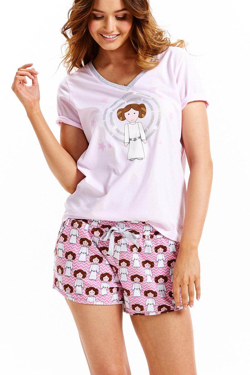 Women's Peter Alexander x Star Wars Princess Leia sleepwear shorts