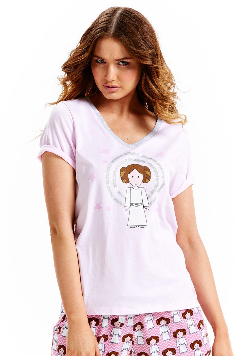 Women's Peter Alexander x Star Wars Princess Leia sleepwear tee