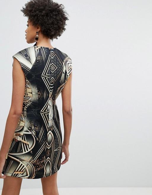 Women's ASOS x Star Wars Scuba Printed Mini Dress