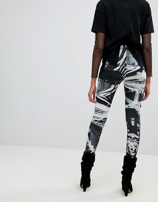 Women's ASOS X Star Wars Printed Leggings
