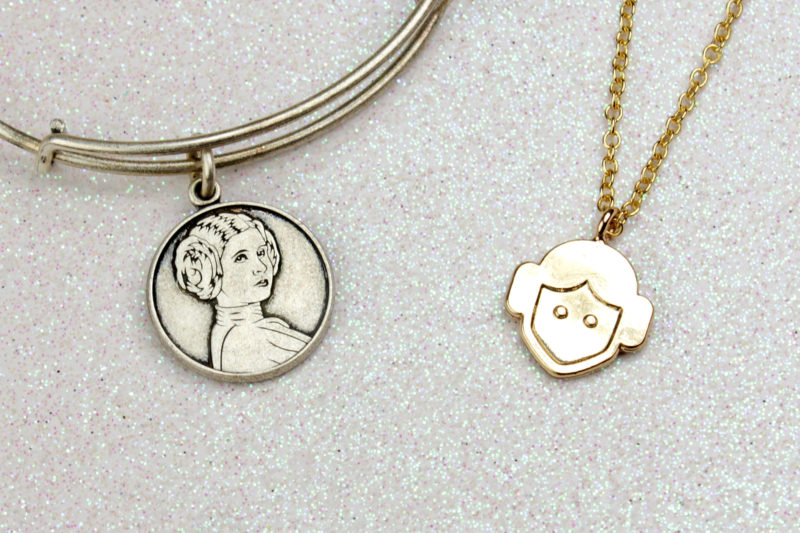 Star Wars Princess Leia jewelry by Alex And Ani and Love And Madness