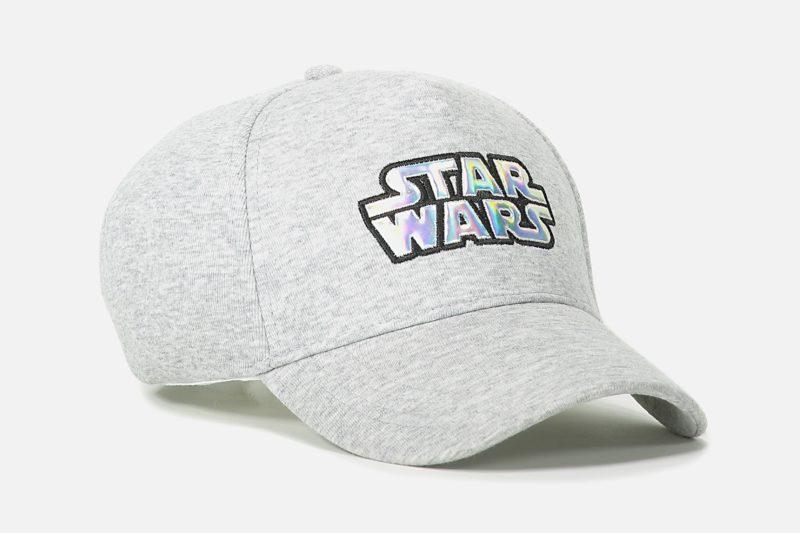 Star Wars logo cap at Cotton On