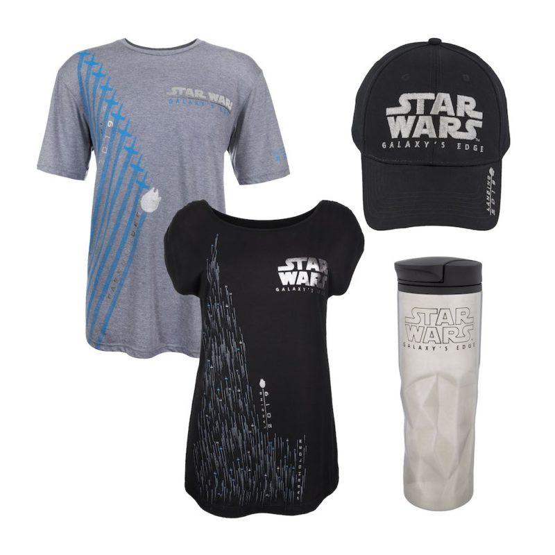 Disney Parks Star Wars Galaxy's Edge apparel at Shop Disney