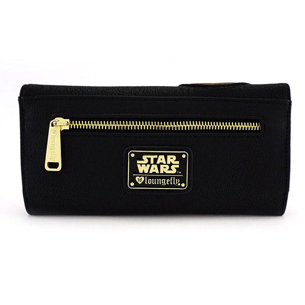 Loungefly x Star Wars Princess Leia wallet at ThinkGeek