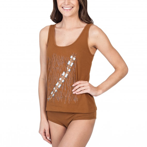 Women's Underoos x Star Wars Chewbacca underwear set