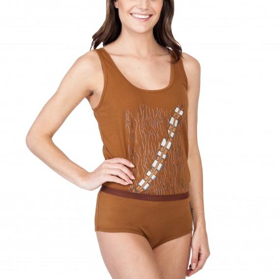 Women's Underoos x Star Wars Chewbacca underwear set