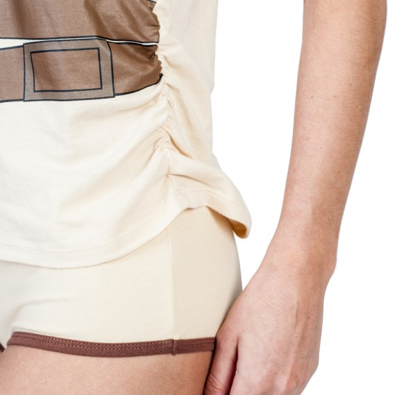 Women's Underoos x Star Wars Rey underwear set