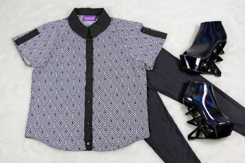 Star Wars Bazine Netal inspired Galactic Spy shirt by Prophecy Girl