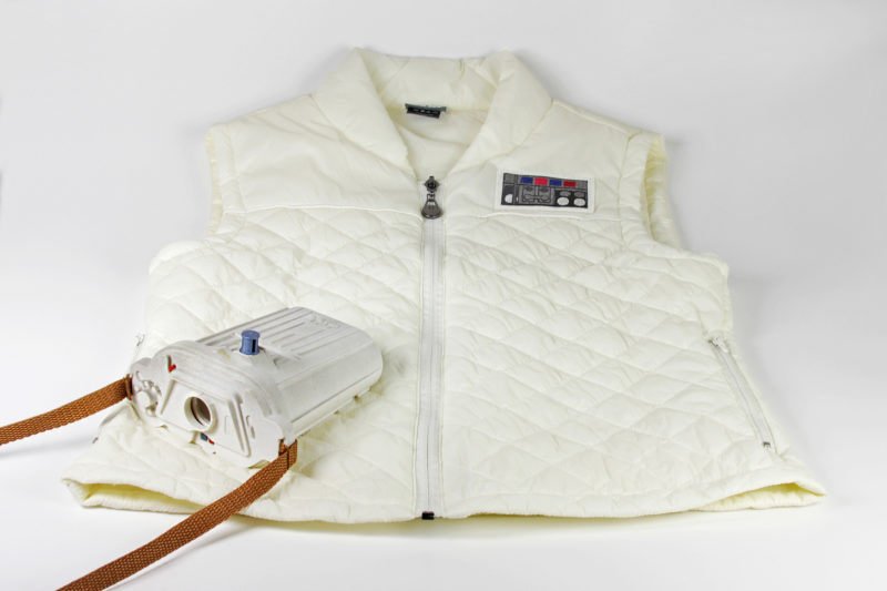 Her Universe x Star Wars Princess Leia Hoth vest