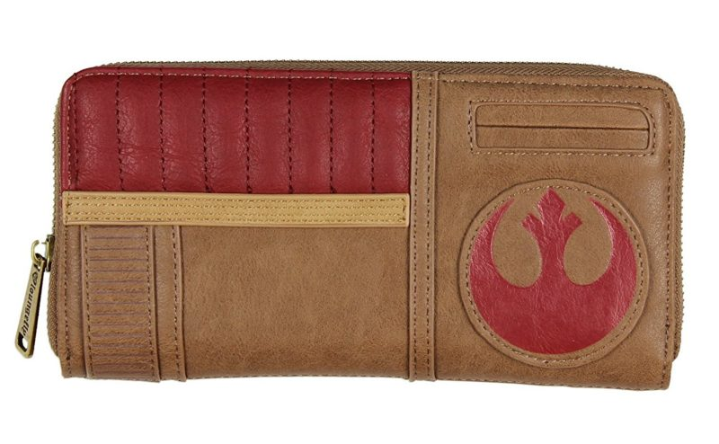 Loungefly x Star Wars The Last Jedi Finn cosplay style wallet at Amazon