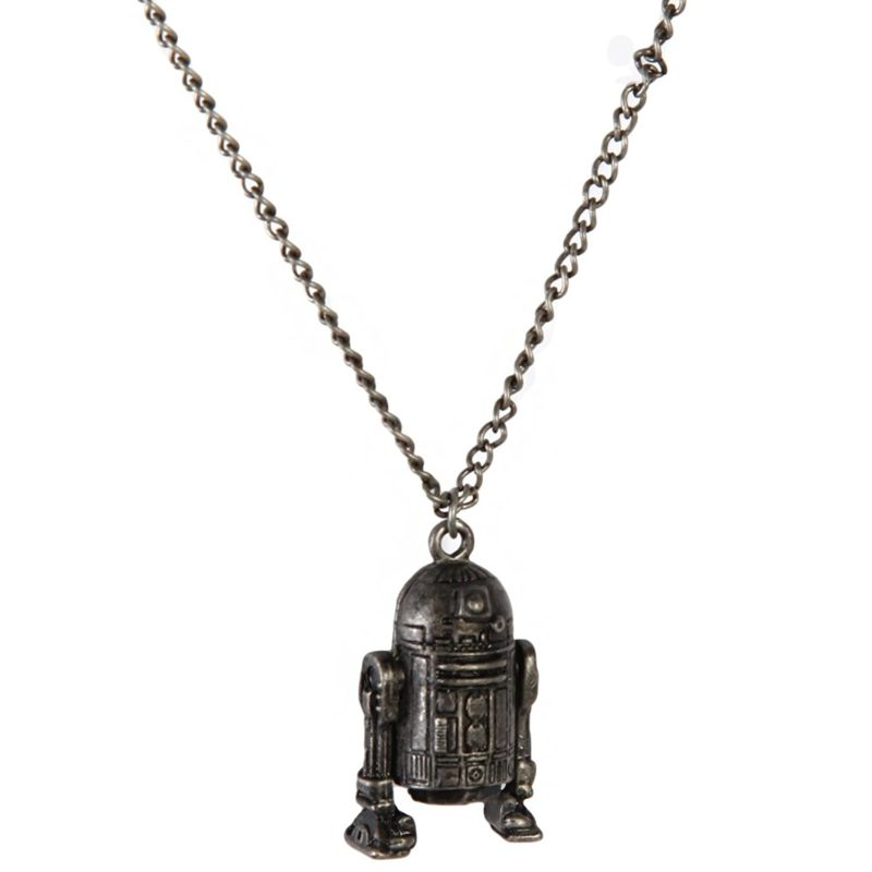 Star Wars R2-D2 3D necklace at Amazon