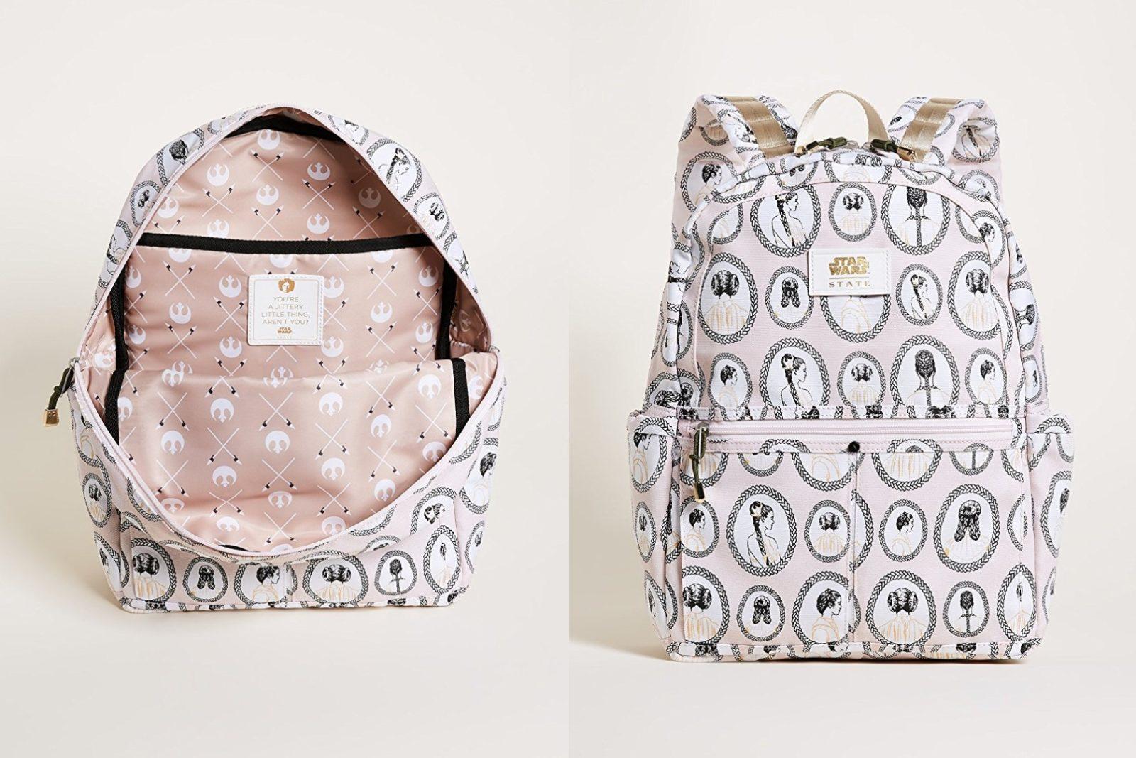 State x Star Wars Princess Leia Backpack