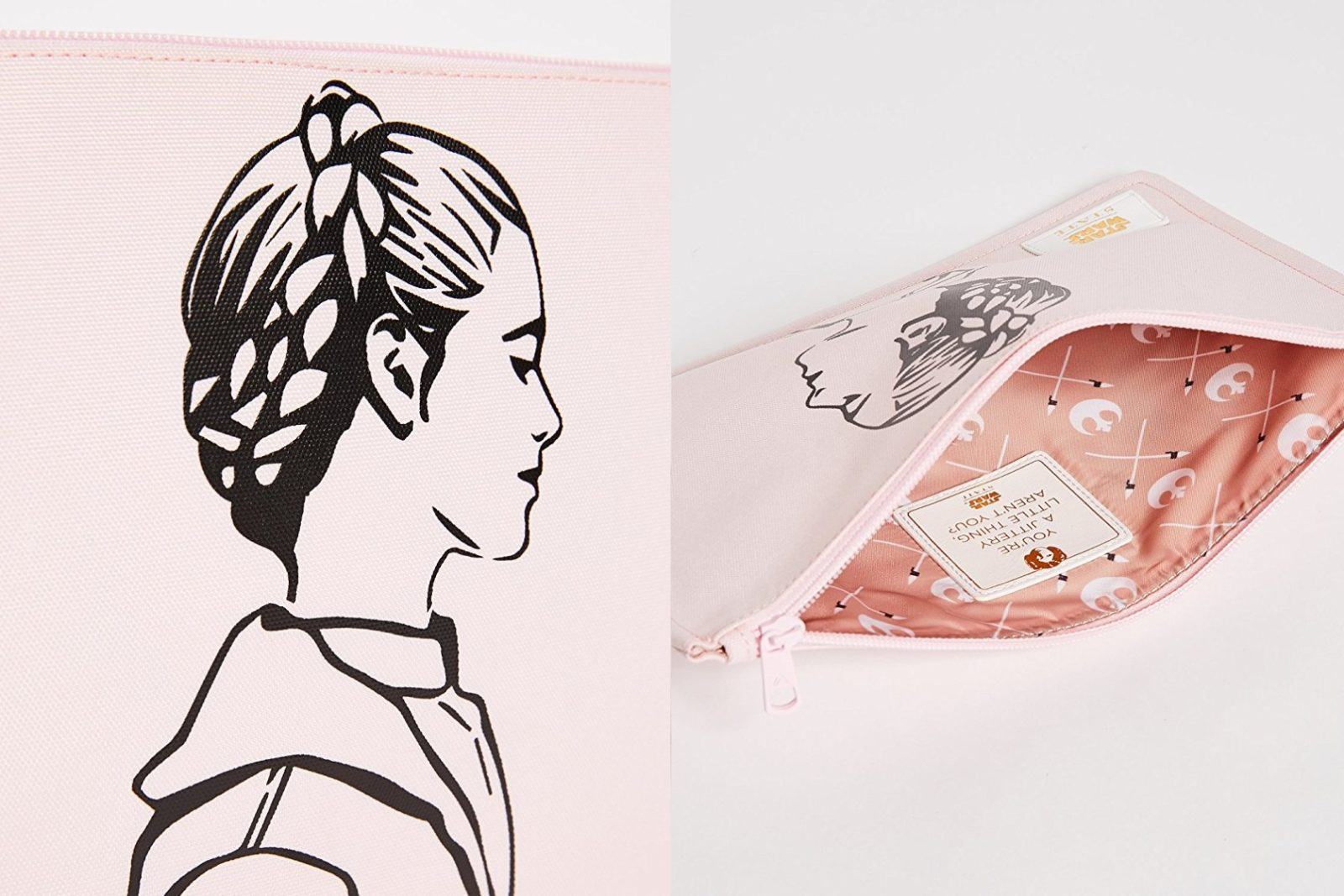 State x Star Wars Princess Leia Clutch