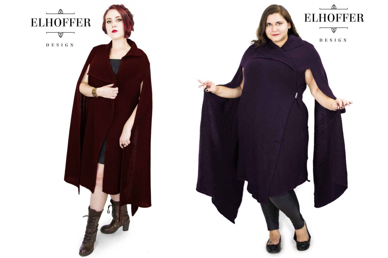 New Galactic Cardigans from Elhoffer Design