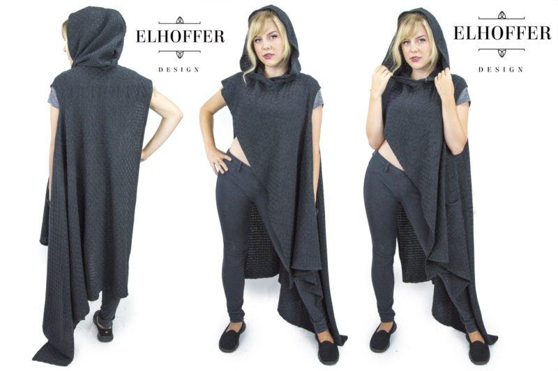 Star Wars inspired Galactic Mentor unisex cape by Elhoffer Desgin