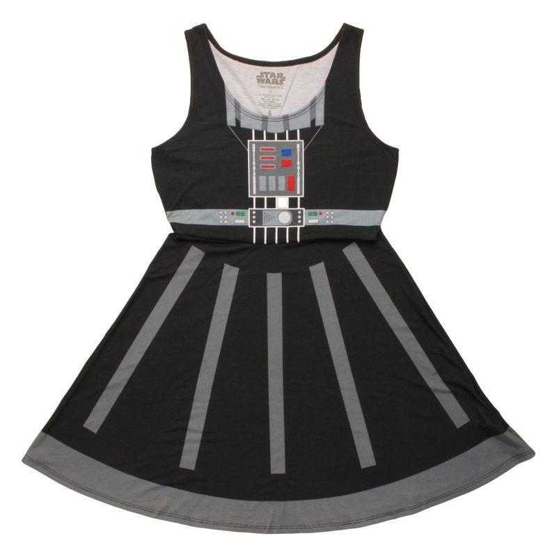 Her Universe x Star Wars Darth Vader cosplay skater dress