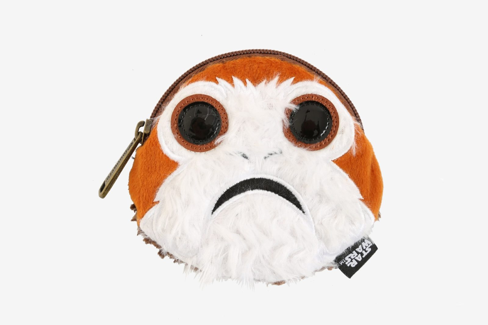 Loungefly Porg Coin Purse at Her Universe