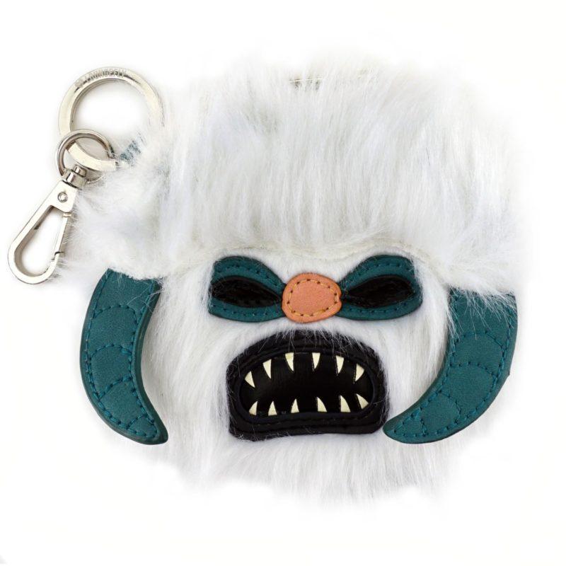 Loungefly x Star Wars faux fur Wampa coin purse