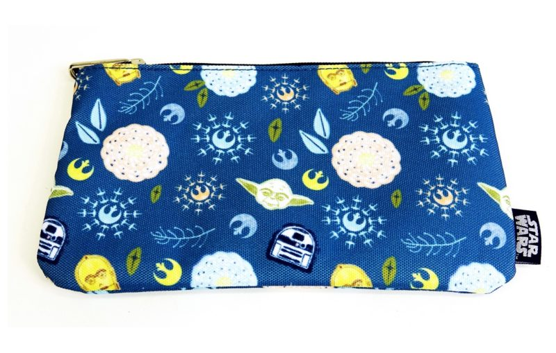 Loungefly x Star Wars Galaxy cosmetic/coin purse at Mighty Ape