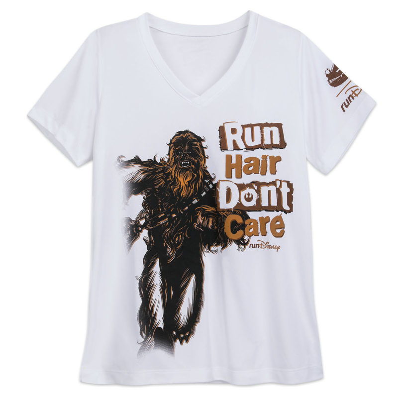 Women's Run Disney Star Wars Chewbacca t-shirt at Shop Disney