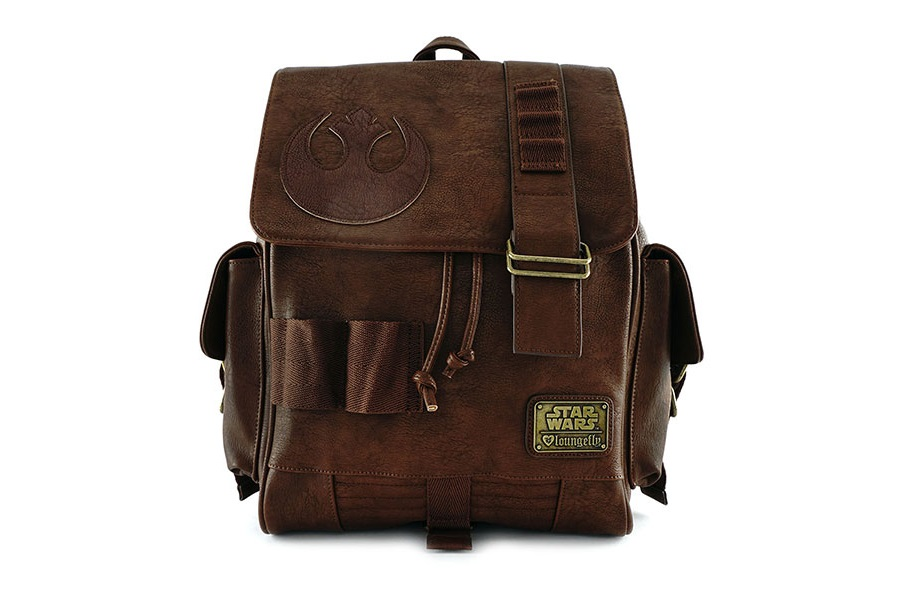 New Loungefly Rey Backpack at ThinkGeek