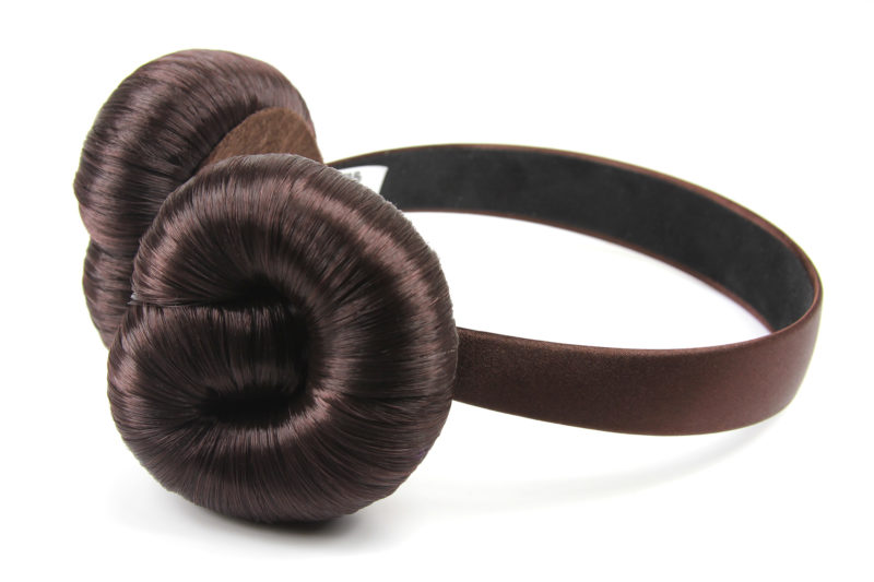 Loungefly x Star Wars Princess leia bun cosplay style headband